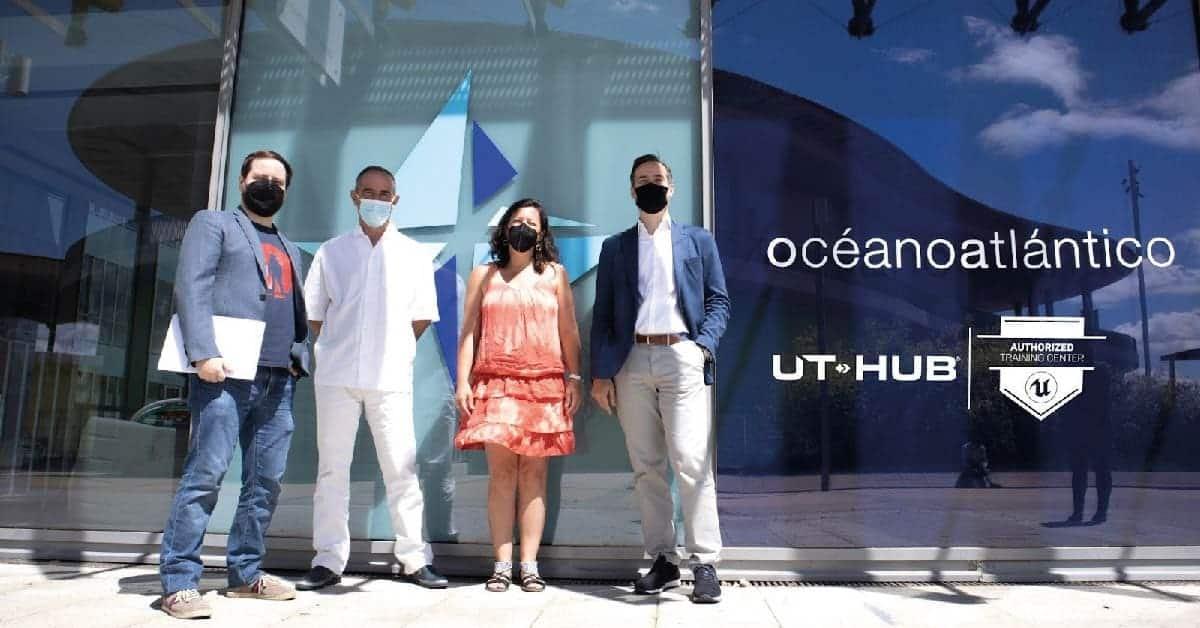 Nueva colaboración con UT-HUB